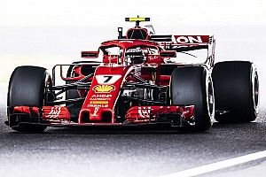 Raikkonen: Ferrari için zor bir cuma günüydü
