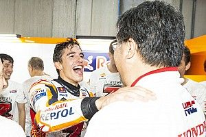 """Márquez: """"En 2019 volveré a tener la presión de ganar, pero así trabajo mejor"""""""