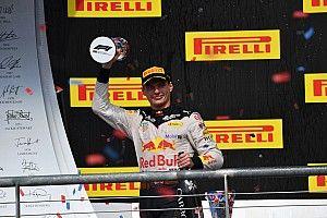 "Verstappen: ¡Una sorpresa cerrar en segundo!"""