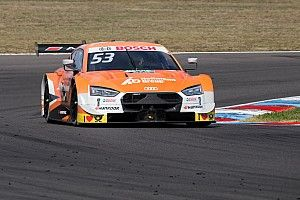 Lausitz DTM: Green beats Aberdein to Sunday pole