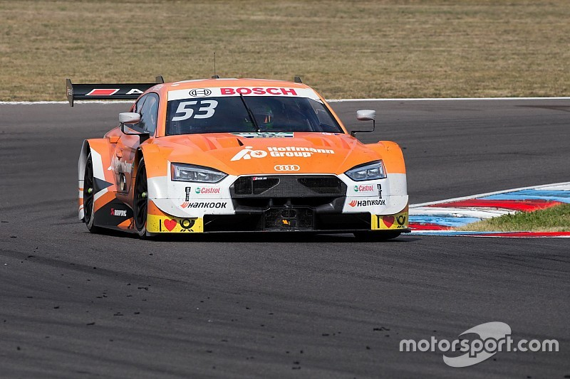Jamie Green consigue la pole de la carrera 500 del DTM