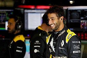 Риккардо вдохновили технические перестановки в штабе Renault