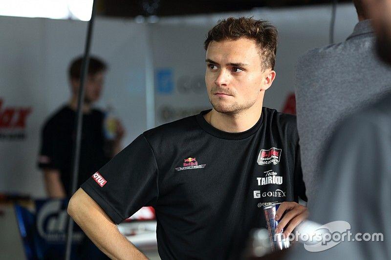 Племянник Бергера потерял место в юниорской программе Red Bull