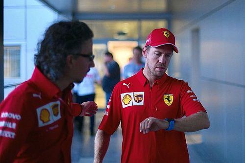 Marko, Ferrari'ye yüklendi