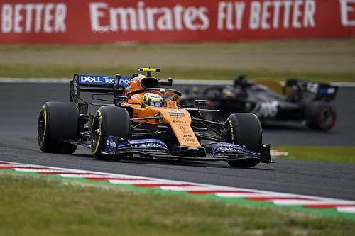 Ergebnis: Formel 1 Suzuka 2019, 1. Freies Training