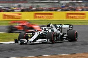 Pour sa dixième pole en F1, Bottas a tenu parole!