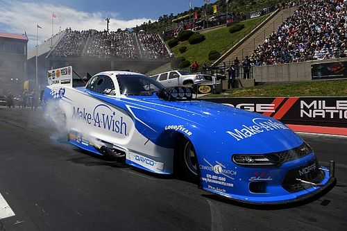 Johnson Jr., Torrence, Anderson, Hines win at Bandimere