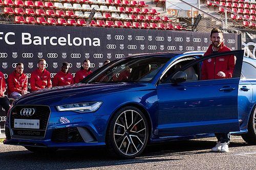 Jugadores del Barcelona FC deberán devolver sus Audi