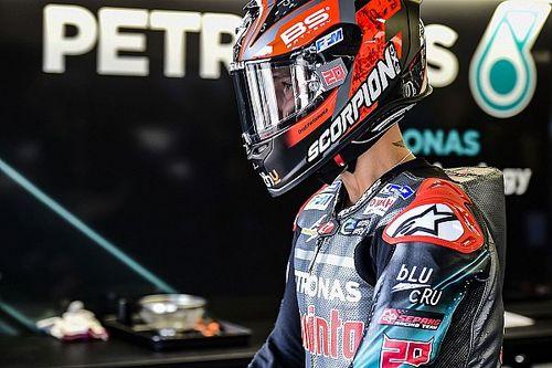 MotoGPイギリスFP3:レコード更新祭りでクアルタラロ首位。中上Q2進出