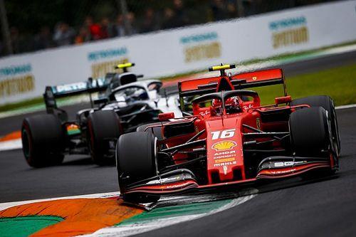 Saiba como foi o GP da Itália de Fórmula 1