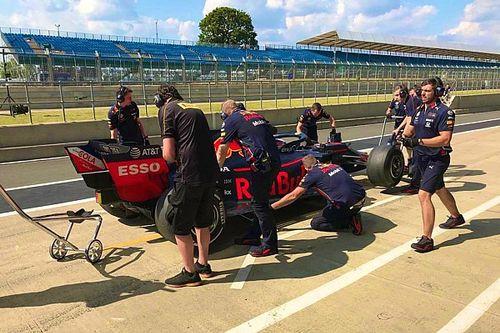 Les tests Pirelli 2020 perturbés par un crash de Buemi