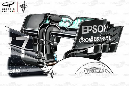 Análise técnica: Pequenas atualizações resultaram em mais um título da Mercedes