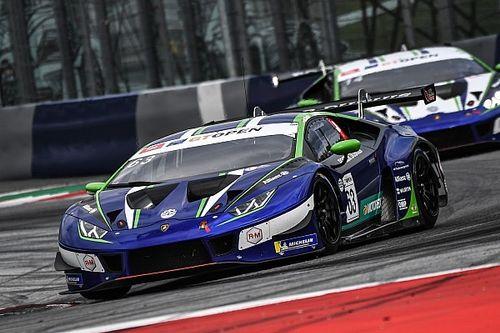 Altoè e Costa punte Lamborghini del GT World Challenge 2020