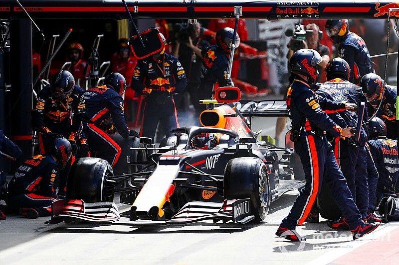 ¿Cómo Red Bull rompió el récord del pitstop más rápido en Silverstone?