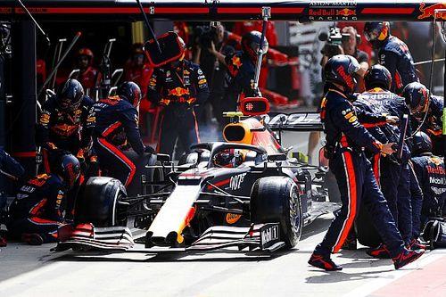 Red Bull batió el récord del pitstop más rápido: ¡1.91 segundos!