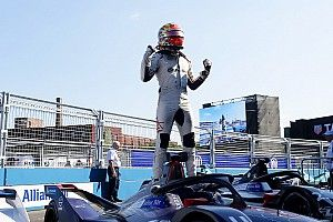 New York E-Prix: Frijns wins finale, Vergne retains title