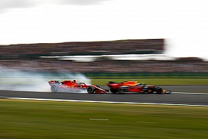 "Verstappen: Vettel apologised for ""disappointing"" crash"