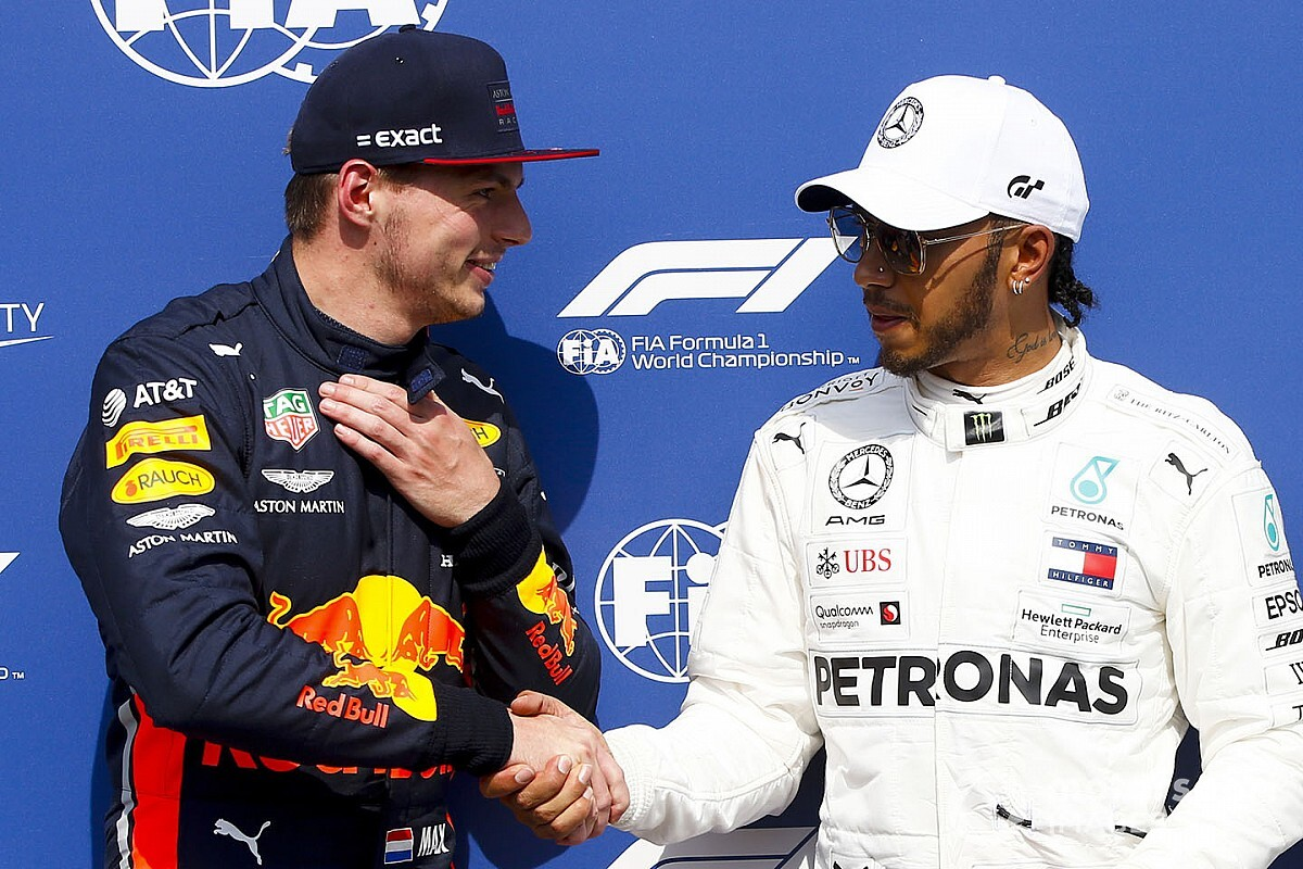 "Hamilton sees ""opportunity"" in potential Verstappen team-up"