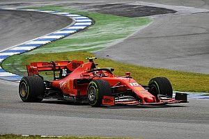 Ferrari nie rozwiązało problemu