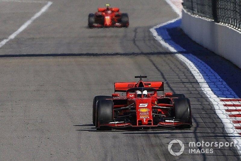 Vettel: Había un trato con Charles y tal vez pasé algo por alto