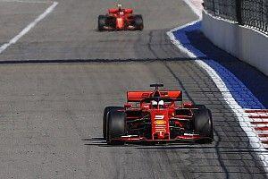 Les juteux ordres radio de Ferrari en Russie