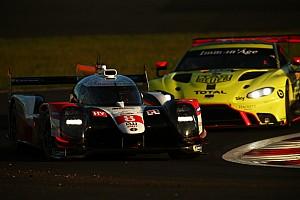 WEC: Toyota monopolizza la prima fila al Fuji, la #8 è in pole