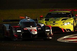 EL3 - Hartley maintient Toyota au top