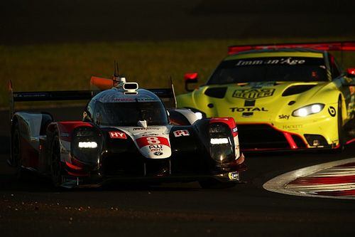 EL3 - Hartley maintient Toyota au top