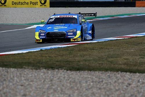 Frijns start achteraan in eerste DTM-race Assen