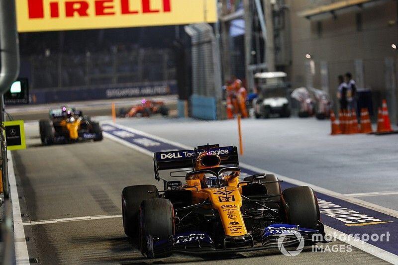 "McLaren evalúa ""cambios conceptuales"" para 2020"