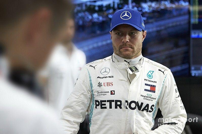 Bottas says unplanned Hamilton move hurt him in Q3