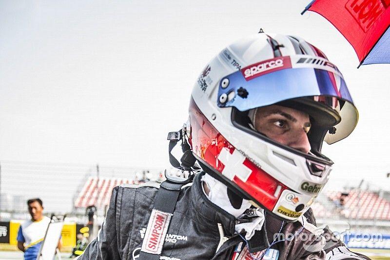 Alex Fontana à l'assaut GT World Challenge Asia en 2020