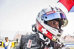 Alex Fontana nel GT World Challenge Asia 2020
