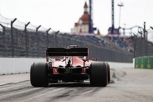 Онлайн. Гран При России: третья тренировка