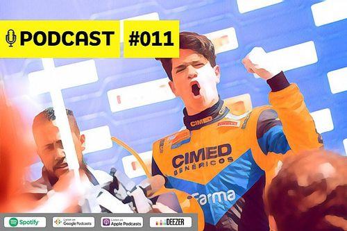 Podcast #011 - Coletta: 'Eu sentiria o mesmo que Leclerc'