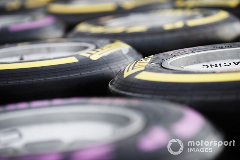 Formula 1 teams to trial 2020 tyres at the US GP