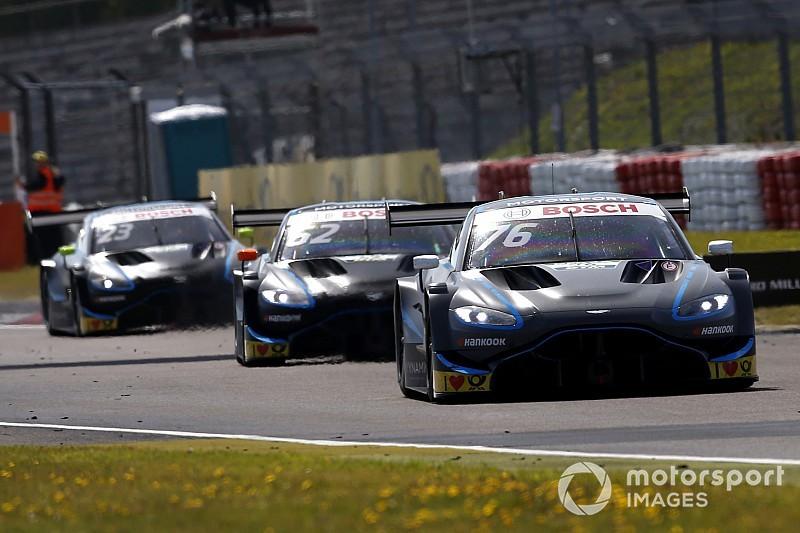 La R-Motorsport non porterà le Aston Martin al Fuji