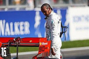 """Hamilton: """"44 è il mio numero fortunato, ma volevo 2 giri in più"""""""