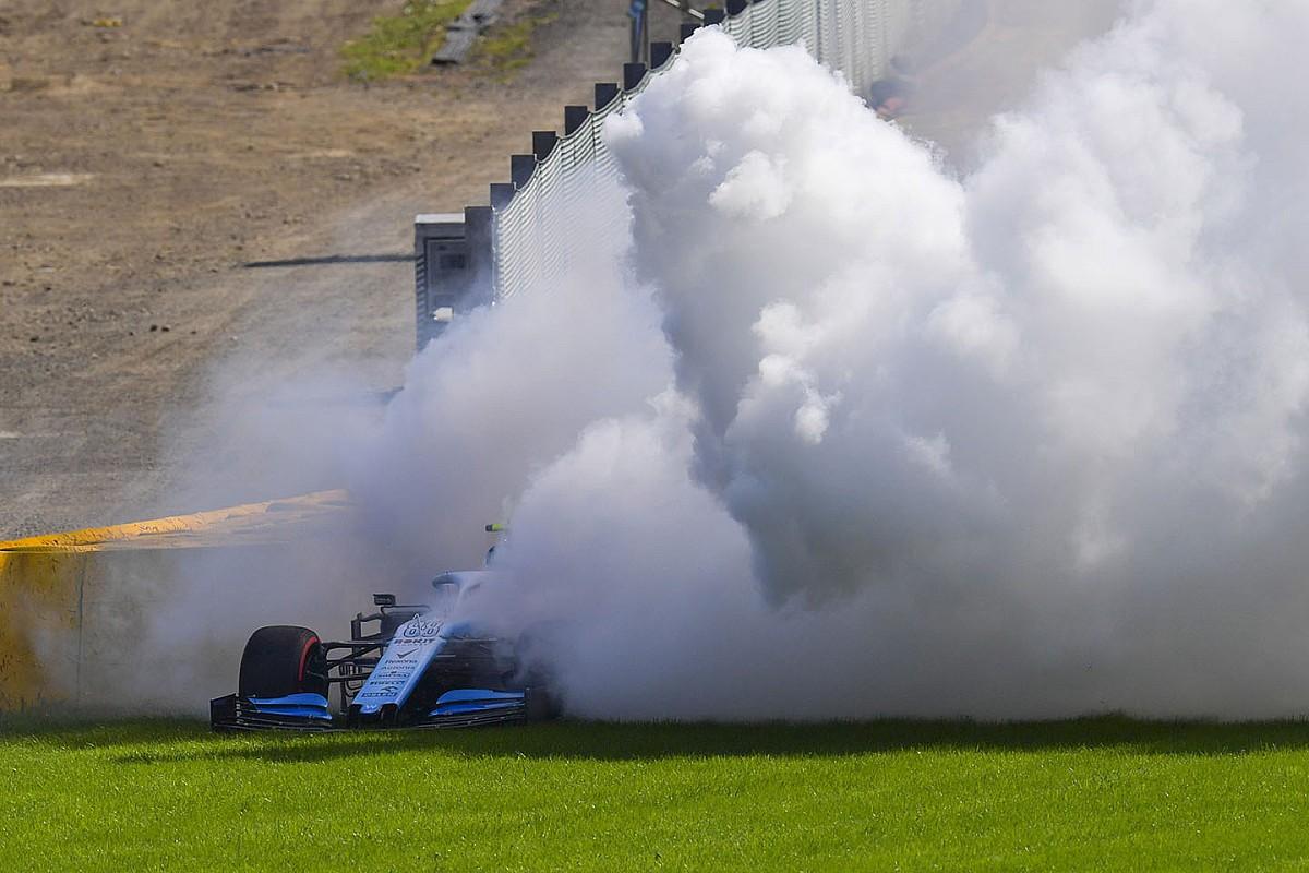 Лучшие фотографии Гран При Бельгии: суббота
