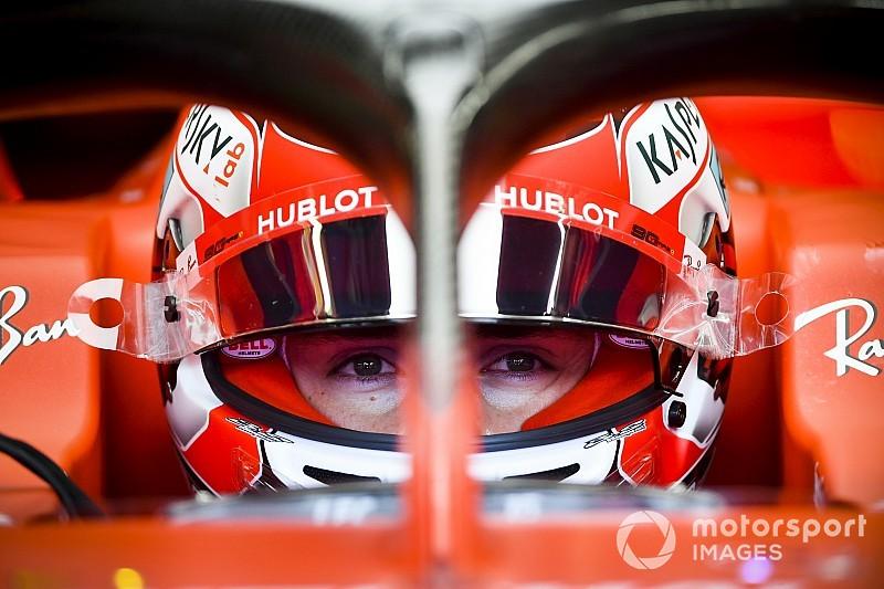 Leclerc esőt akar, mert nem működik alatta a Ferrari a Hungaroringen