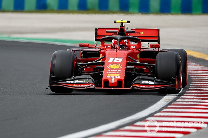 Ferrari: We should have focused more on downforce