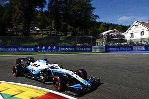 Les Williams se battent contre elles-mêmes à Spa
