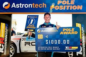 Winton TCR: Brown scorches to maiden pole