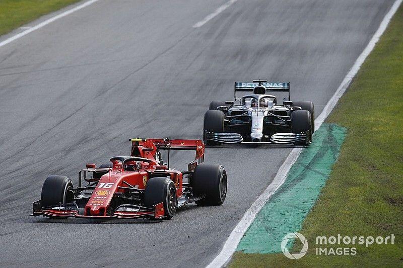 """Leclerc: """"Uyarı bayrağı, kirli sürüşe neden olmayacak"""""""