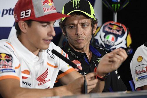 ¿Qué dijo Rossi en realidad sobre el 'noveno' título de Márquez?