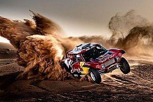 Ecco la nuova Buggy MINI X-Raid per la Dakar 2020