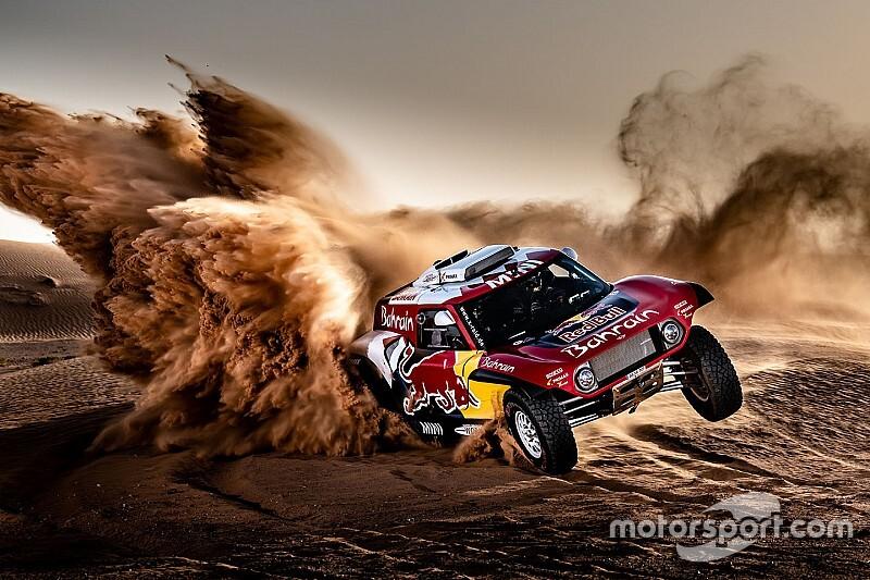 X-Raid y su bienvenida a Prodrive al Dakar, a pesar del photoshop