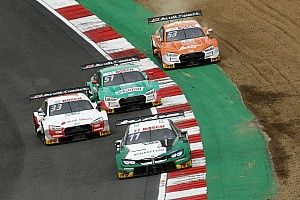 "Wittmann: Audi team strategy ""pretty clear"" at Brands"