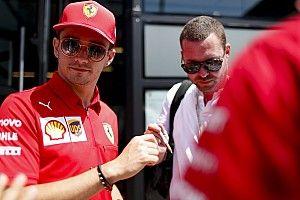 Leclerc dice que Ferrari aún no resuelve el problema de su coche