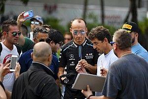 Kubica odchodzi z Williamsa